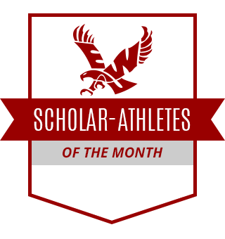 Scholar-Athletes of the Month